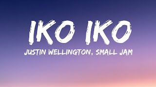 Justin Wellington - Iko Iko (Lyrics) (Tiktok Song) | My besty and your besty sit down by the fire