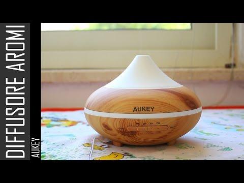 Diffusore di Aromi Aukey - Un'ottima idea regalo