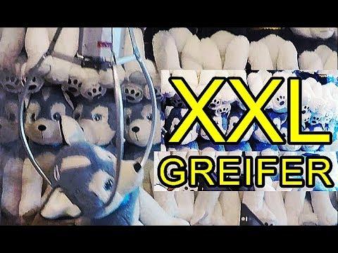 XXL Greifautomat Freizeitpark - Greifer gegen Harry (THEBIGHARRY)