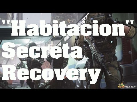 "Call of Duty: Advanced Warfare - Truco (Glitch/Bug): ""Habitación"" Secreta en Recovery - Trucos"