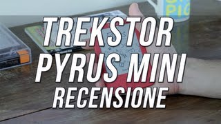 Recensione TrekStor Pyrus Mini - Review  [eng subs]
