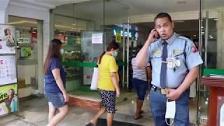 Edwin Novela, isang security guard. Ang Makabagong Bayani.