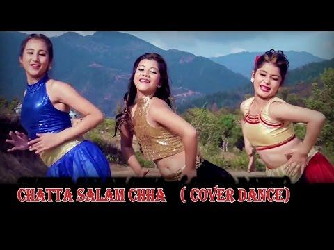 चट्ट सलाम छ|| Chatta Salam Chha|| नेपाली देउडा गीत(Cover Dance) New Nepali Deuda Song