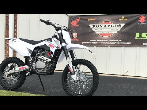 2021 SSR Motorsports SR189 in Greenville, North Carolina - Video 1