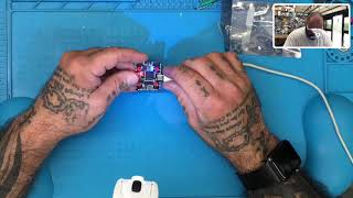 Live RMA #5329 - JHEMCU FC Not Powering Up from Cyclone FPV