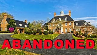 Abandoned Olympians Mansion In Maryland!