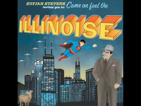 Sufjan Stevens - The Predatory Wasp Of The Palisades Is Out To Get Us!
