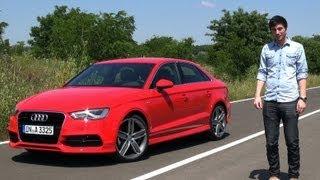 Audi A3 Saloon (sedan) review - Auto Express