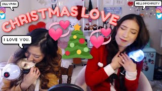 Christmas Love by Jimin 🎅🎄🎁 SISTERS REACTION