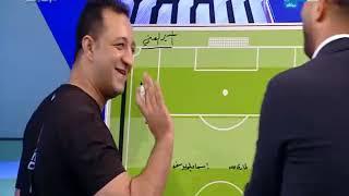 أمير وأحمد مرتضي يختاران أهم 11 لاعبًا ف تاريخ الزمالك مع ميدو في أوضة اللبس