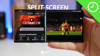 How to enable split-screen multitasking in Android 10