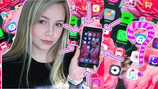 ЧТО В МОЁМ IPHONE 7 PLUS? / ПРИЛОЖЕНИЯ НА ТЕЛЕФОН