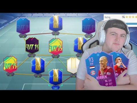 I RATE YOUR TEAMS! 🔥 INSANE ATTACK! #FIFA19 ULTIMATE TEAM