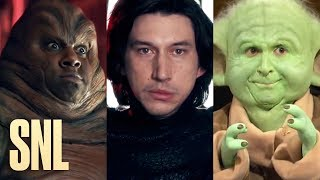 SNL Presents Best of Star Wars