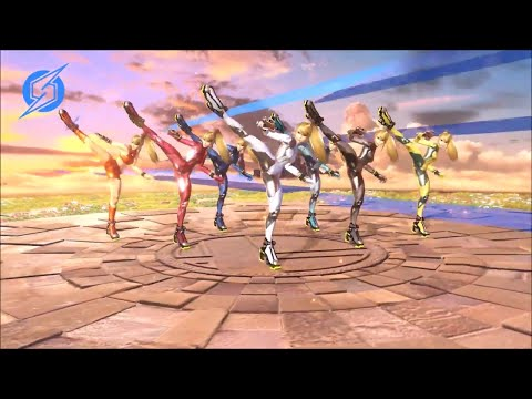 Super Smash Bros. Ultimate - Team Victory Poses - Part 7 Same Group Poses