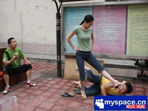 Download Chinese domestic violence: husband beating HD Mp4 3GP Video and MP3