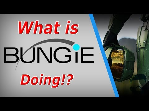 Bungie SECRETLY Working On A New Game? Not Destiny?