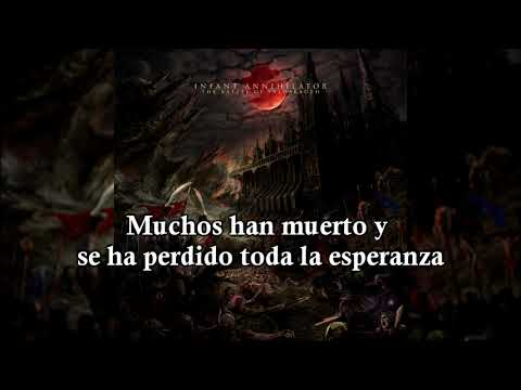 Infant Annihilator - The Battle of Yaldabaoth (Sub. Español) (feat. Alex Teyen)