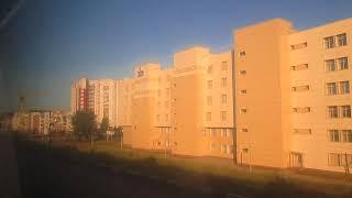 Поездка на поезде Архангельск-Минск. Часть 1 из 15