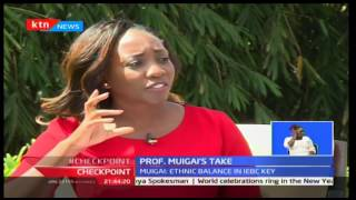 Check Point: One on One with Attorney General-Prof. Githu Muigai on matters electoral laws impasse