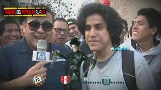 La Previa de Perú vs Argentina 2-2 en Futbol en America 09/10/2016