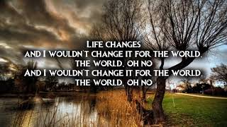 Thomas Rhett Life Changes Lyrics