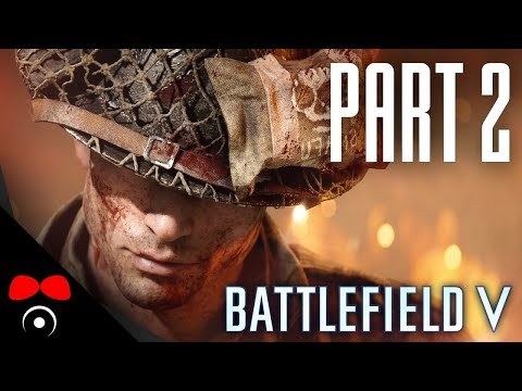 ZOUFALÁ OBRANA! | Battlefield V Singleplayer #2