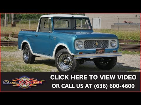 Video of '64 Scout - LBM7