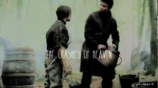 Jaqen & Arya & Gendry    Never let me go