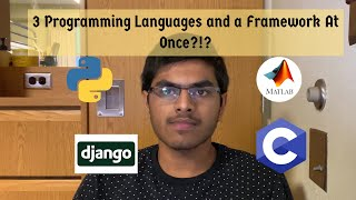 How I'm Learning 3 Programming Languages and a Framework... At Once.