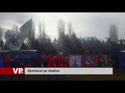 Spectacol pe stadion
