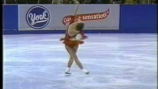 Michelle Kwan 關穎珊 - 1996 U.S. Figure Skating Championships, Ladies' Short Program