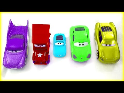 Disney Cars Color Mix-Up Toy Game For Kids Children & Toddlers
