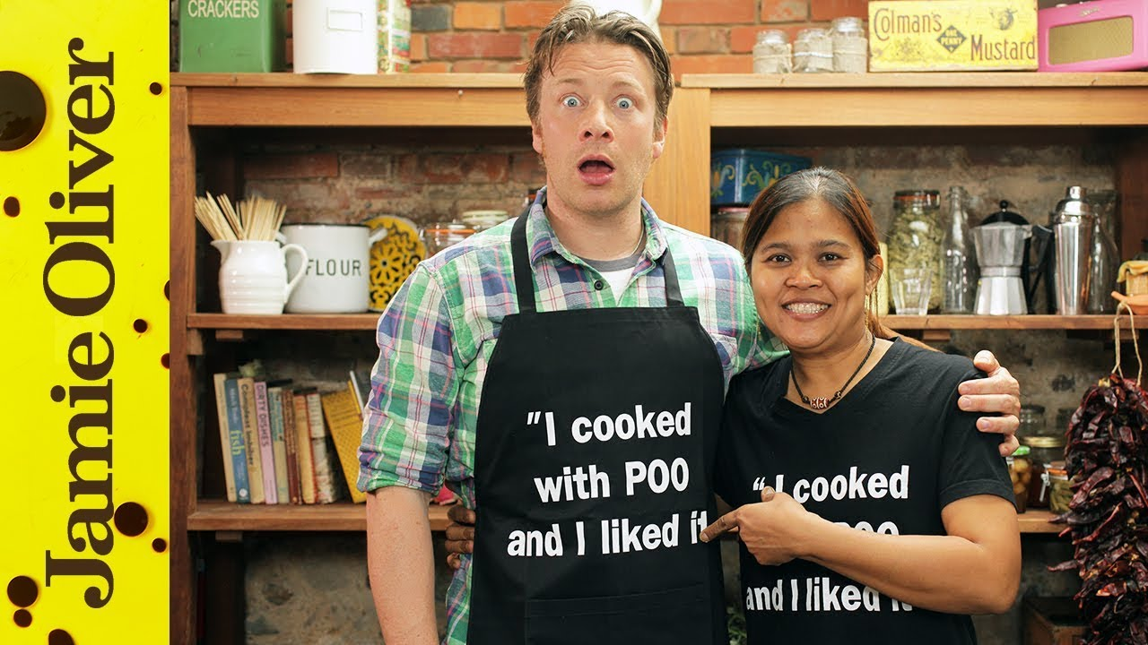 Jamie Cooks With Poo Thai Massaman Curry