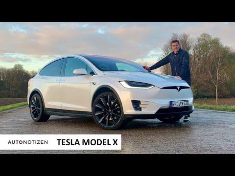 Tesla Model X: Jetzt gibt es auch meine Meinung! Test | Review | Fahrbericht | Autobahn