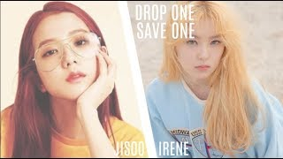 DROP ONE, SAVE ONE (FEMALE IDOLS EDITION)