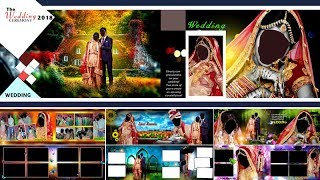 12x36 Wedding Album Psd Free Download Free Video Search Site