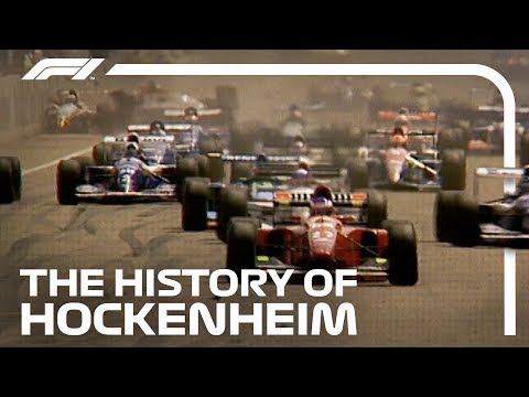 The History of Hockenheim: A Tale of Two Circuits