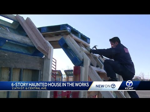 AFR Haunted House