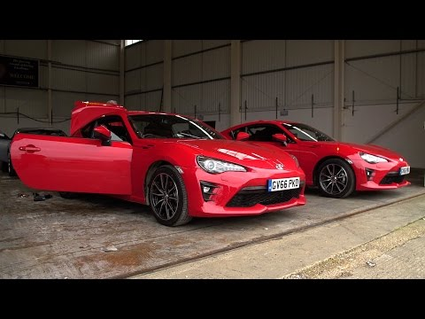 Toyota GT86: The Reasonably Fast Car | Top Gear