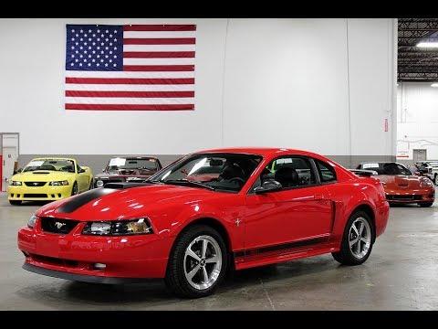 Video of '03 Mustang - QKKU