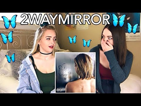 "Gabbie Hanna ""2WAYMIRROR"" REACTION! - Emily & Katlyn"