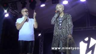 A.Z.  / Ninety One/ solo performance (презентация, Алматы)