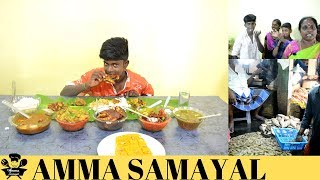 Special Birthday cooking vlog|full Non veg menu|different Non Veg Recipes in Tamil|Amma samayal
