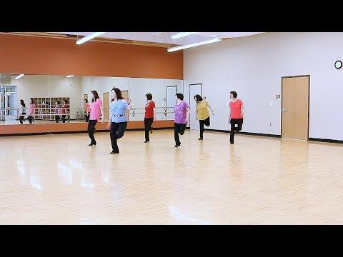 Knockin' Boots - Line Dance (Dance & Teach)