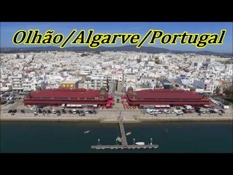 Olhão/Algarve/Portugal ««Vista Aérea - Aerial View»»