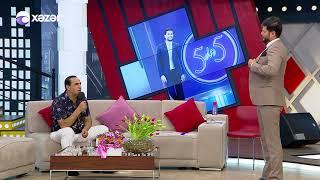 5də 5 - Manaf Ağayev, Mətanət Əsədova (19.06.2018)