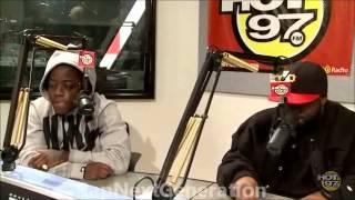 Ace Hood Freestyle Full On Hot 97 Funk Flex