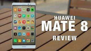 Huawei Mate 8 Review: Big and Beautiful