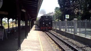 preview picture of video 'Zittau Oybin Jonsdorf Eisenbahn-1'